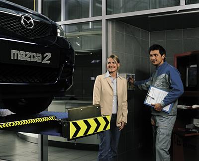 Autohaus Boden - Mazda Service