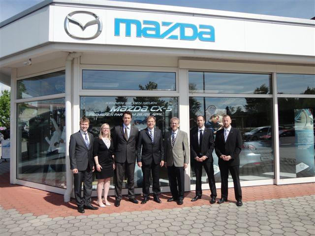 Mazda Maier Cham